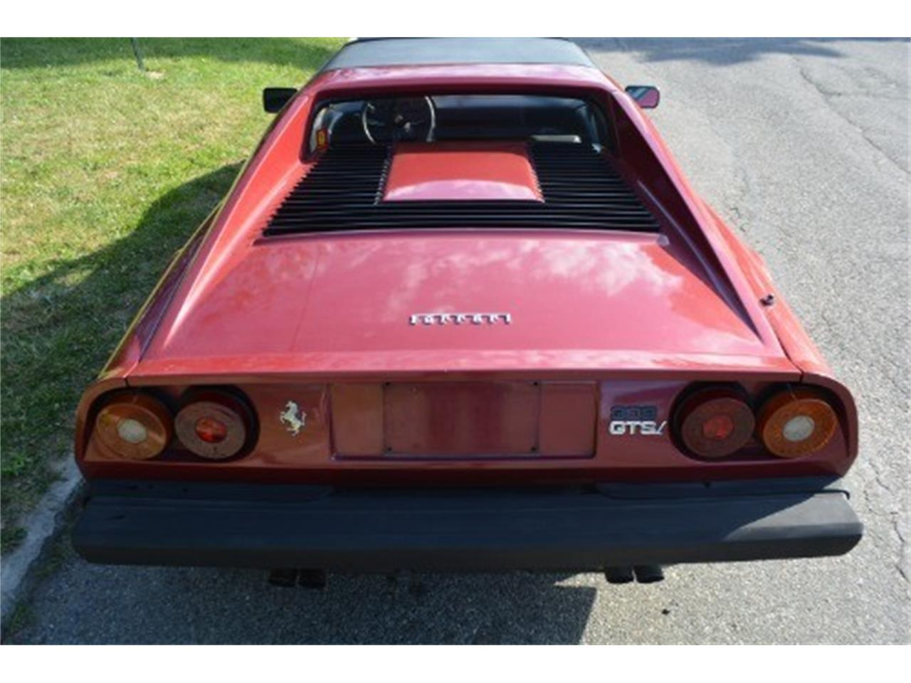 Large Picture of '81 Ferrari 308 GTSI Offered by Gullwing Motor Cars - IRTQ