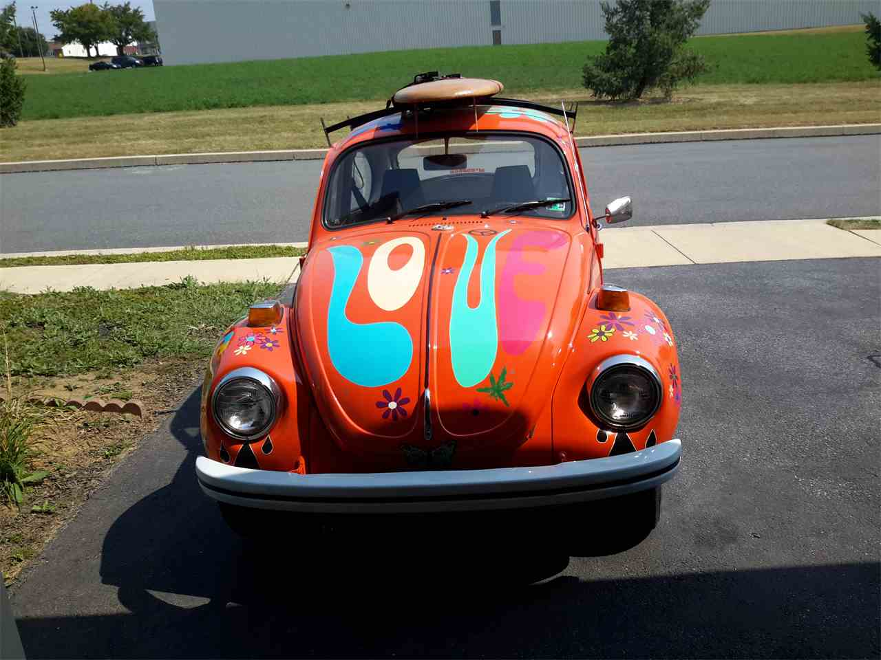 Large Picture of '71 Super Beetle - IRYG