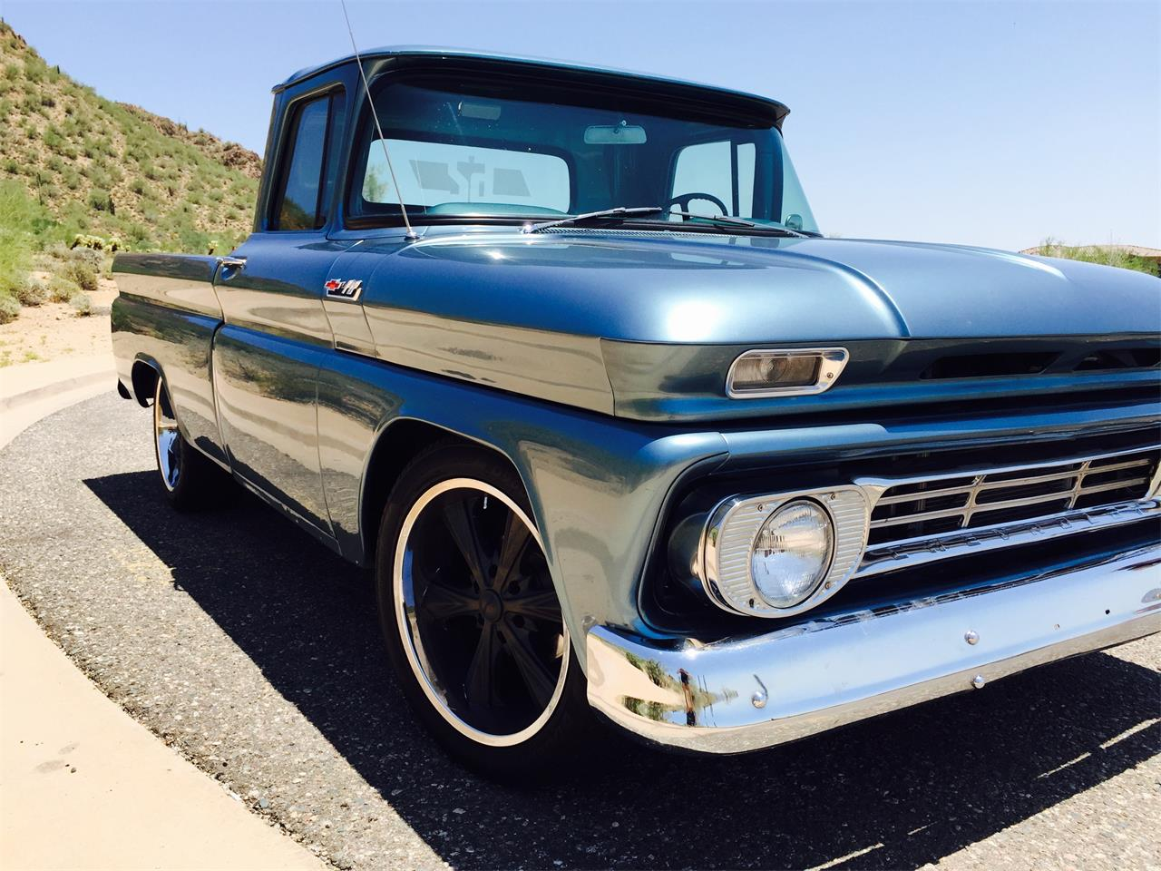 Large Picture of '62 C10 - IRYY