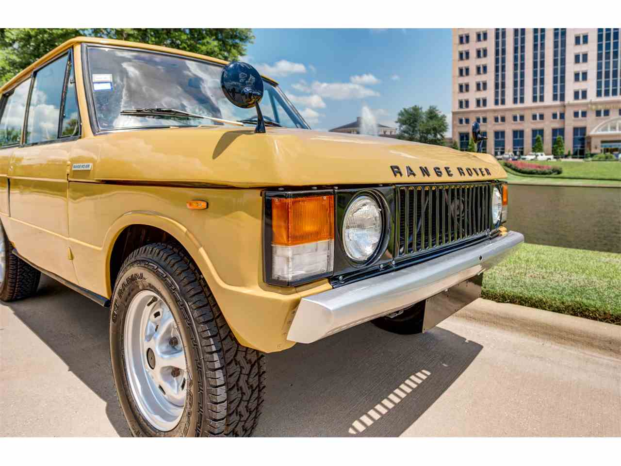 Large Picture of '78 Range Rover - IRZ6