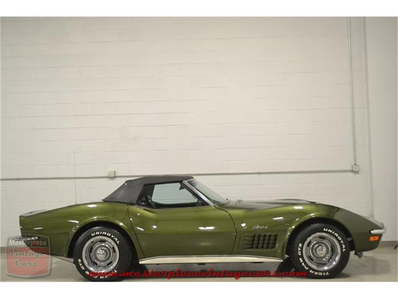 Large Picture of '70 Corvette Stingray - IRZA