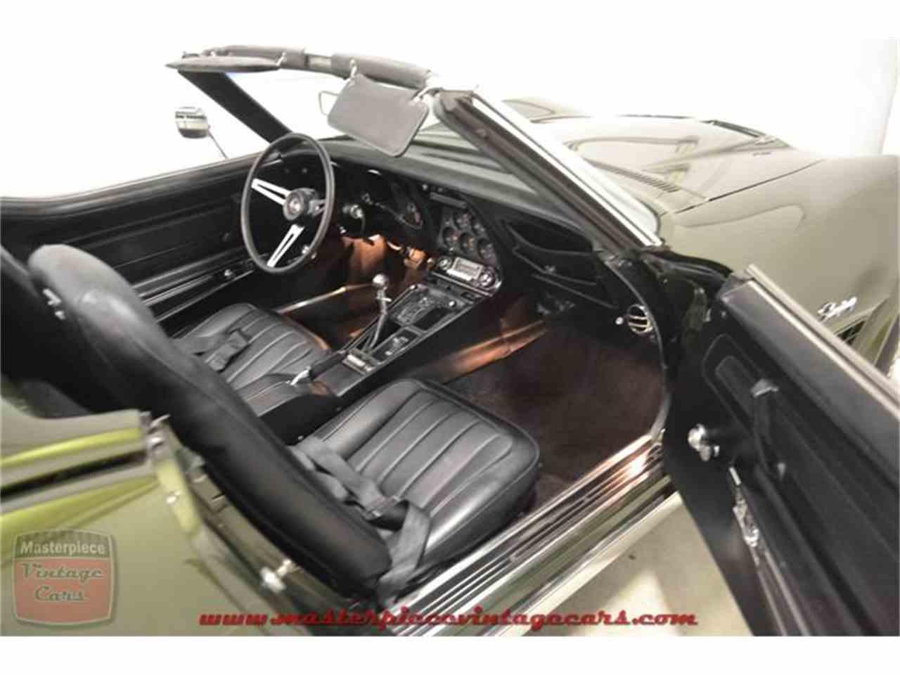 Large Picture of '70 Corvette Stingray - IRZA