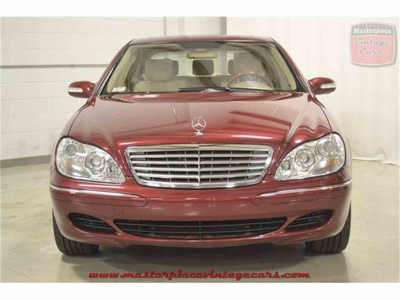 Large Picture of '04 S600 - IRZB