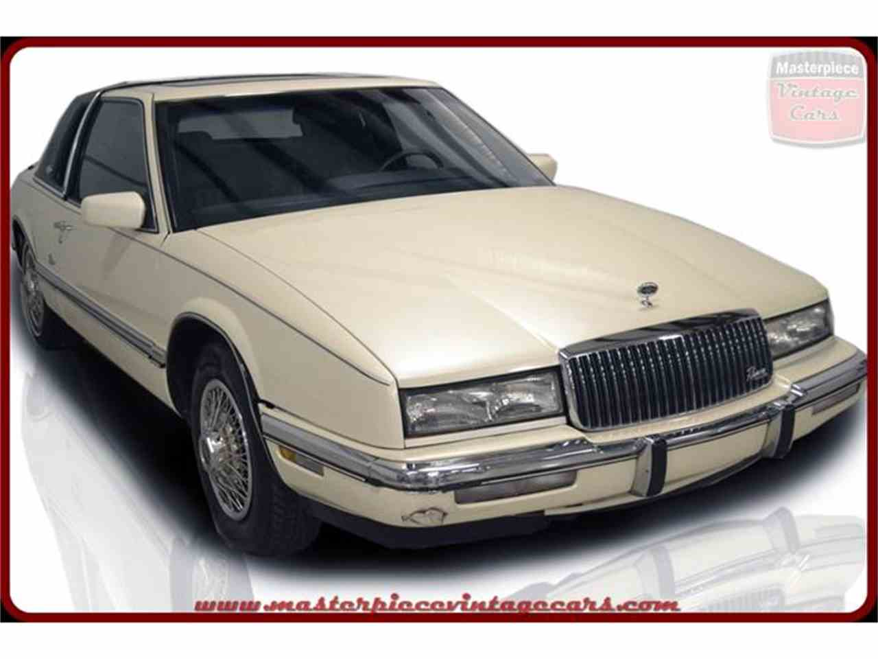 Large Picture of 1990 Buick Riviera located in Indiana - $5,950.00 Offered by Masterpiece Vintage Cars - IRZC