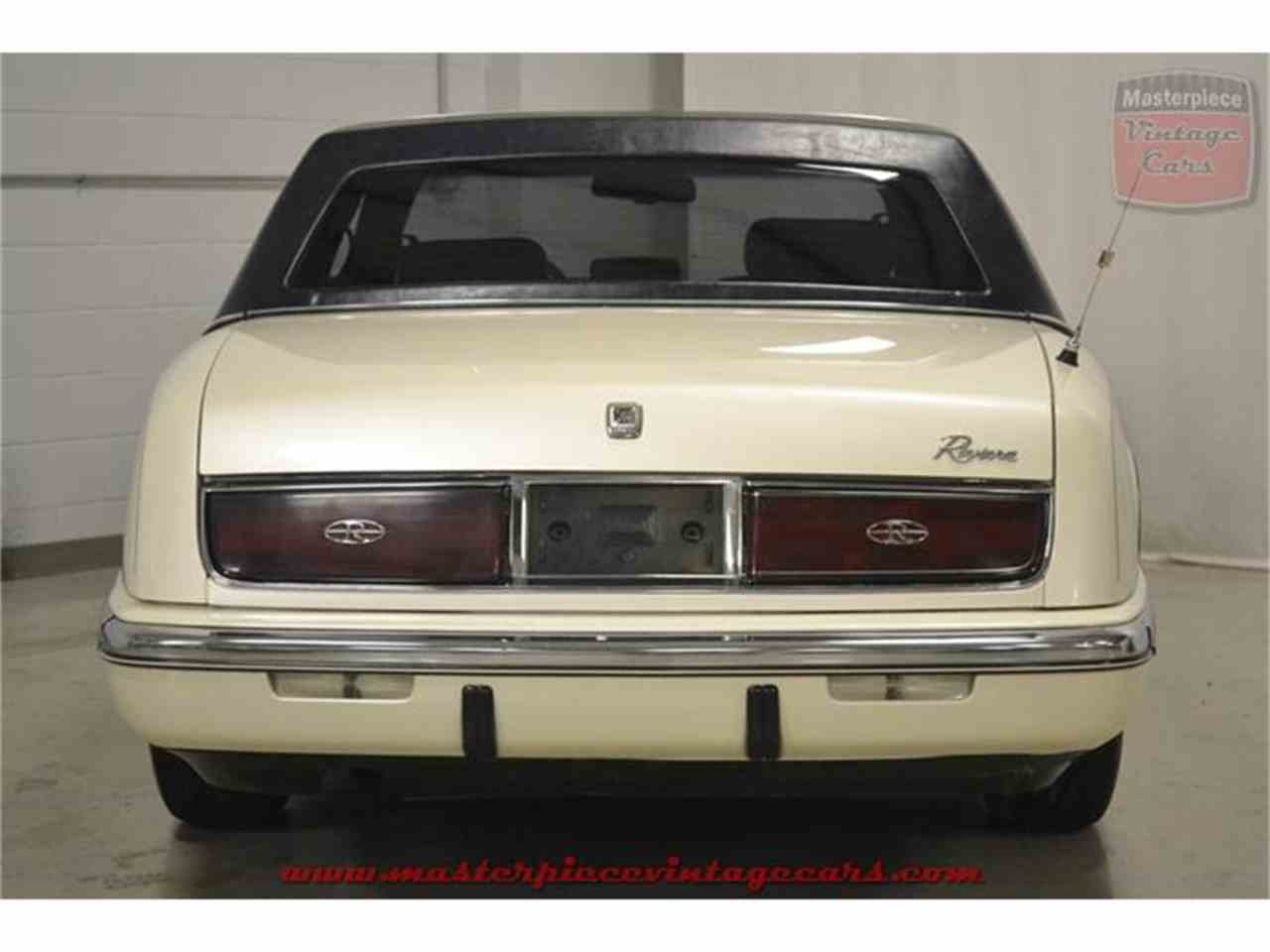 Large Picture of 1990 Riviera - $5,950.00 Offered by Masterpiece Vintage Cars - IRZC