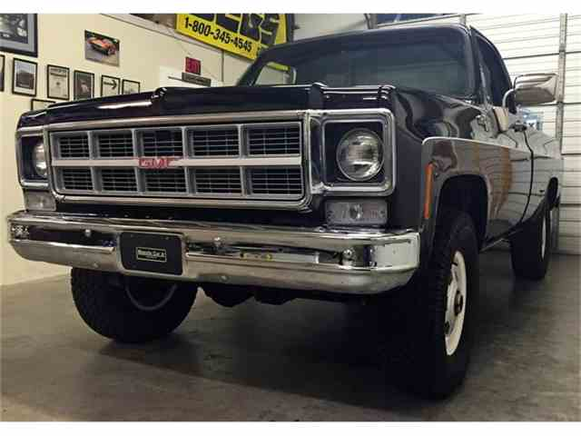 Picture of '77 Sierra 25 Camper Special - IRZP