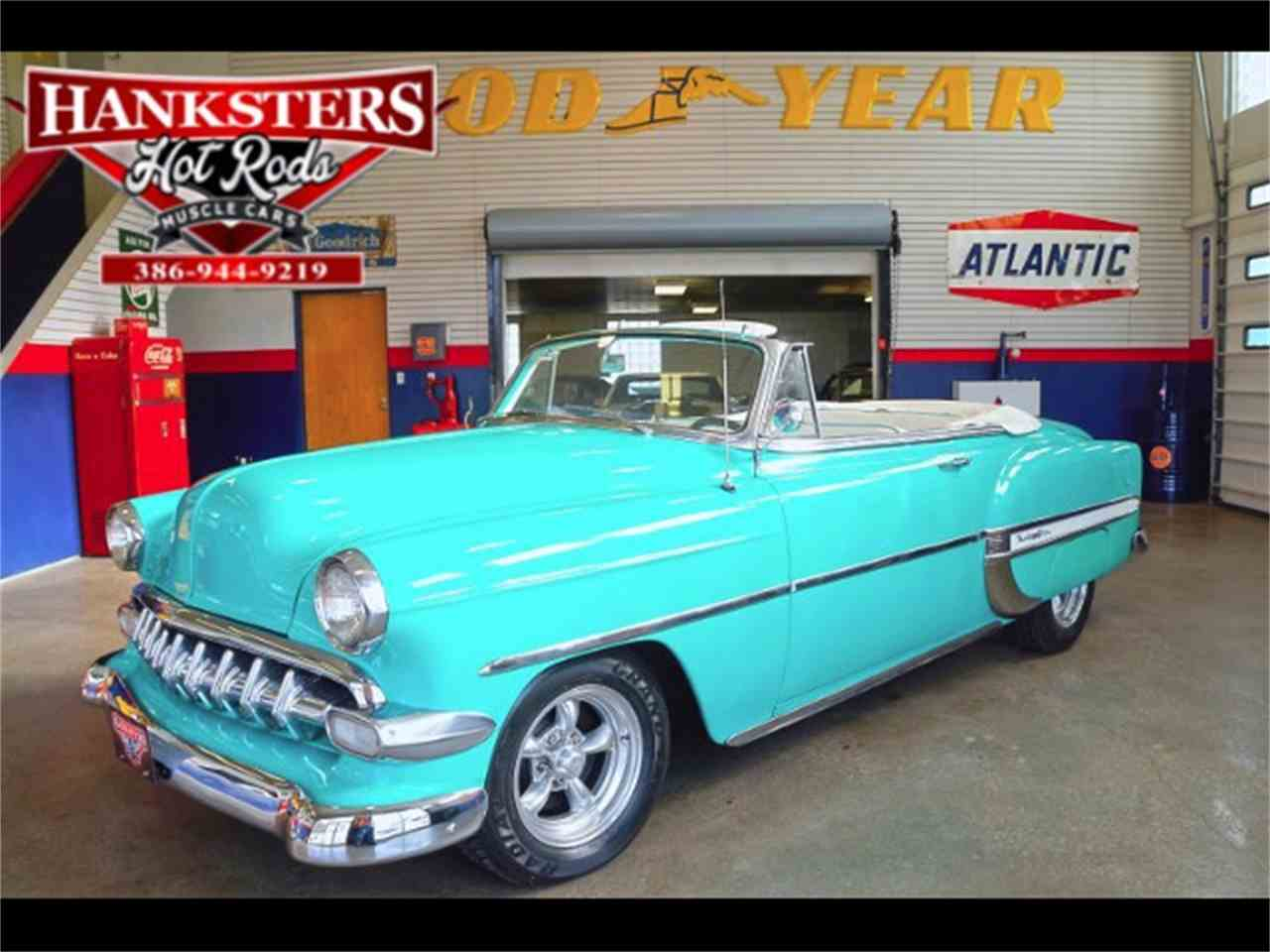 Large Picture of Classic '53 Bel Air located in Pennsylvania - $29,900.00 Offered by Hanksters Muscle Cars - IS2A