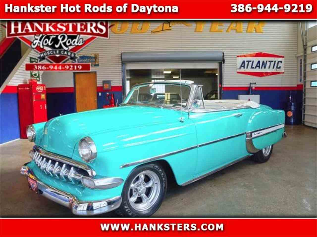 Large Picture of Classic 1953 Bel Air Offered by Hanksters Muscle Cars - IS2A