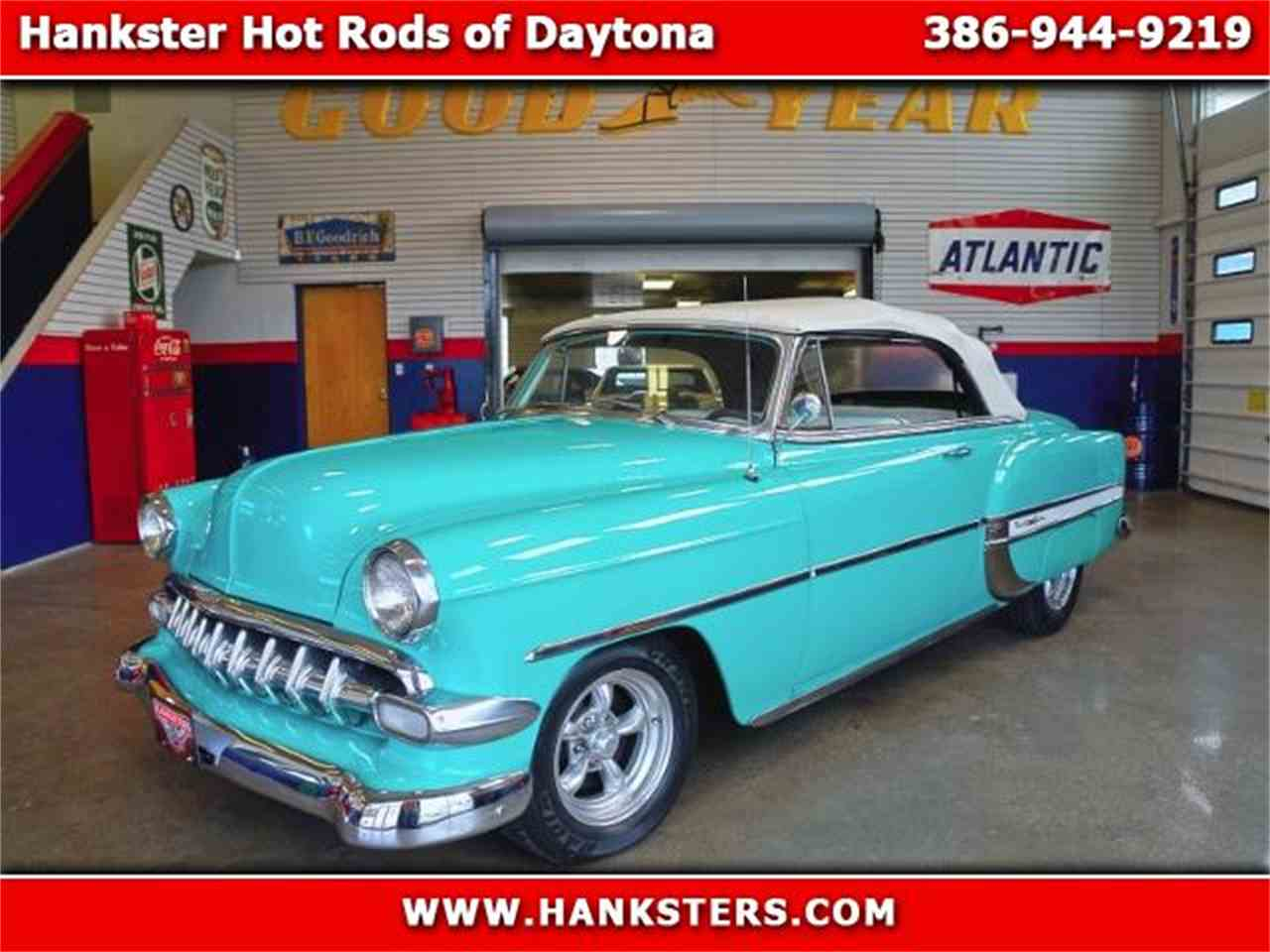 Large Picture of 1953 Chevrolet Bel Air located in Indiana Pennsylvania Offered by Hanksters Muscle Cars - IS2A