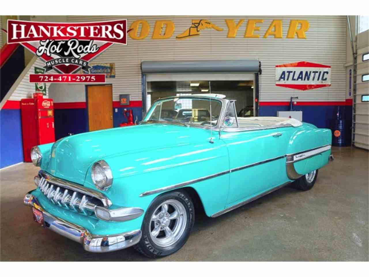 Large Picture of Classic 1953 Bel Air located in Indiana Pennsylvania - $29,900.00 Offered by Hanksters Muscle Cars - IS2A