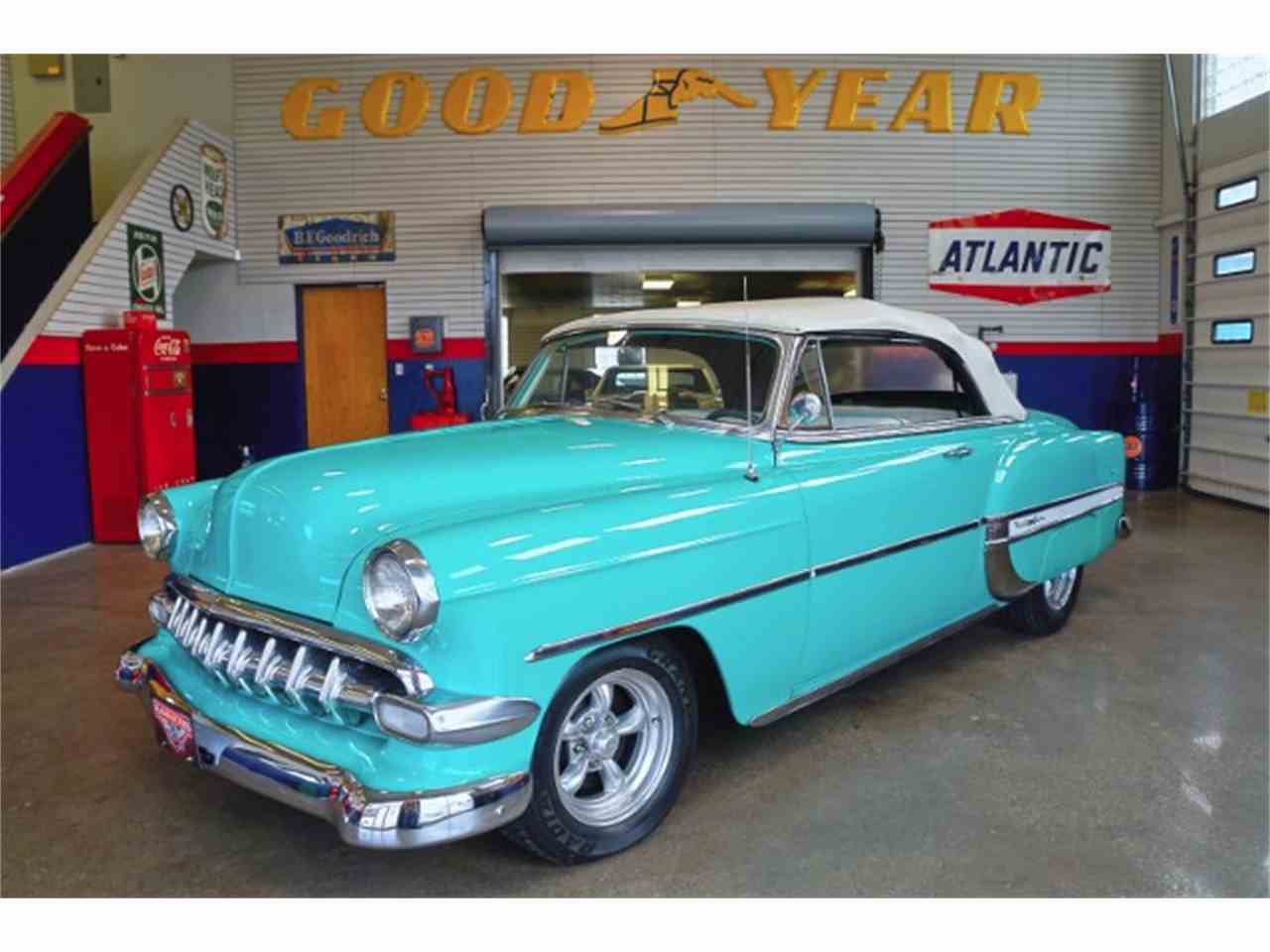 Large Picture of 1953 Chevrolet Bel Air located in Indiana Pennsylvania - IS2A