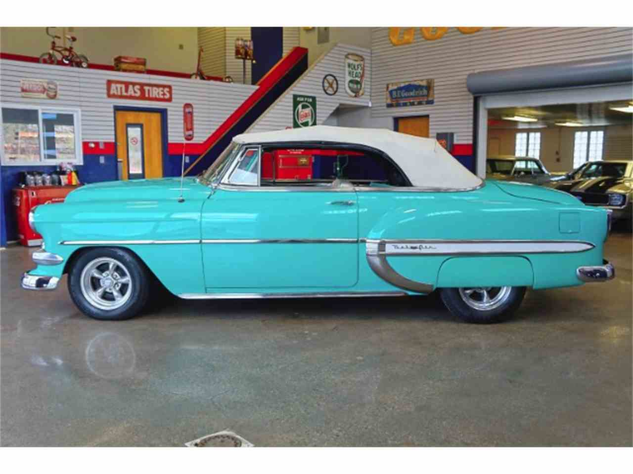 Large Picture of 1953 Chevrolet Bel Air Offered by Hanksters Muscle Cars - IS2A