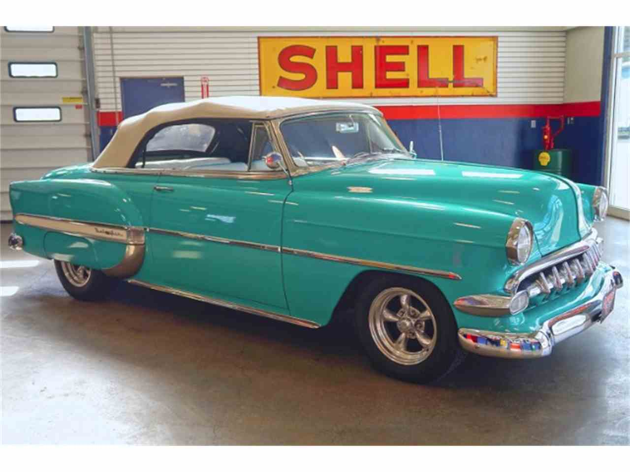 Large Picture of Classic 1953 Chevrolet Bel Air Offered by Hanksters Muscle Cars - IS2A