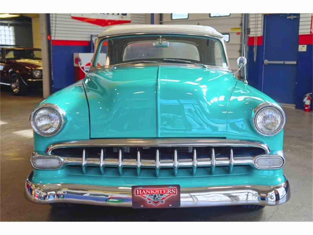 Large Picture of 1953 Chevrolet Bel Air located in Pennsylvania - $29,900.00 Offered by Hanksters Muscle Cars - IS2A