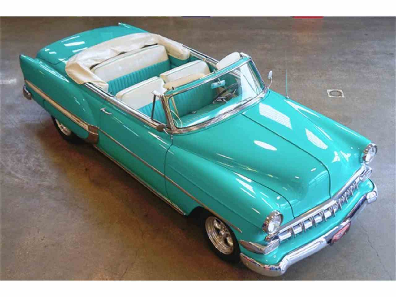 Large Picture of Classic 1953 Bel Air located in Pennsylvania - $29,900.00 Offered by Hanksters Muscle Cars - IS2A