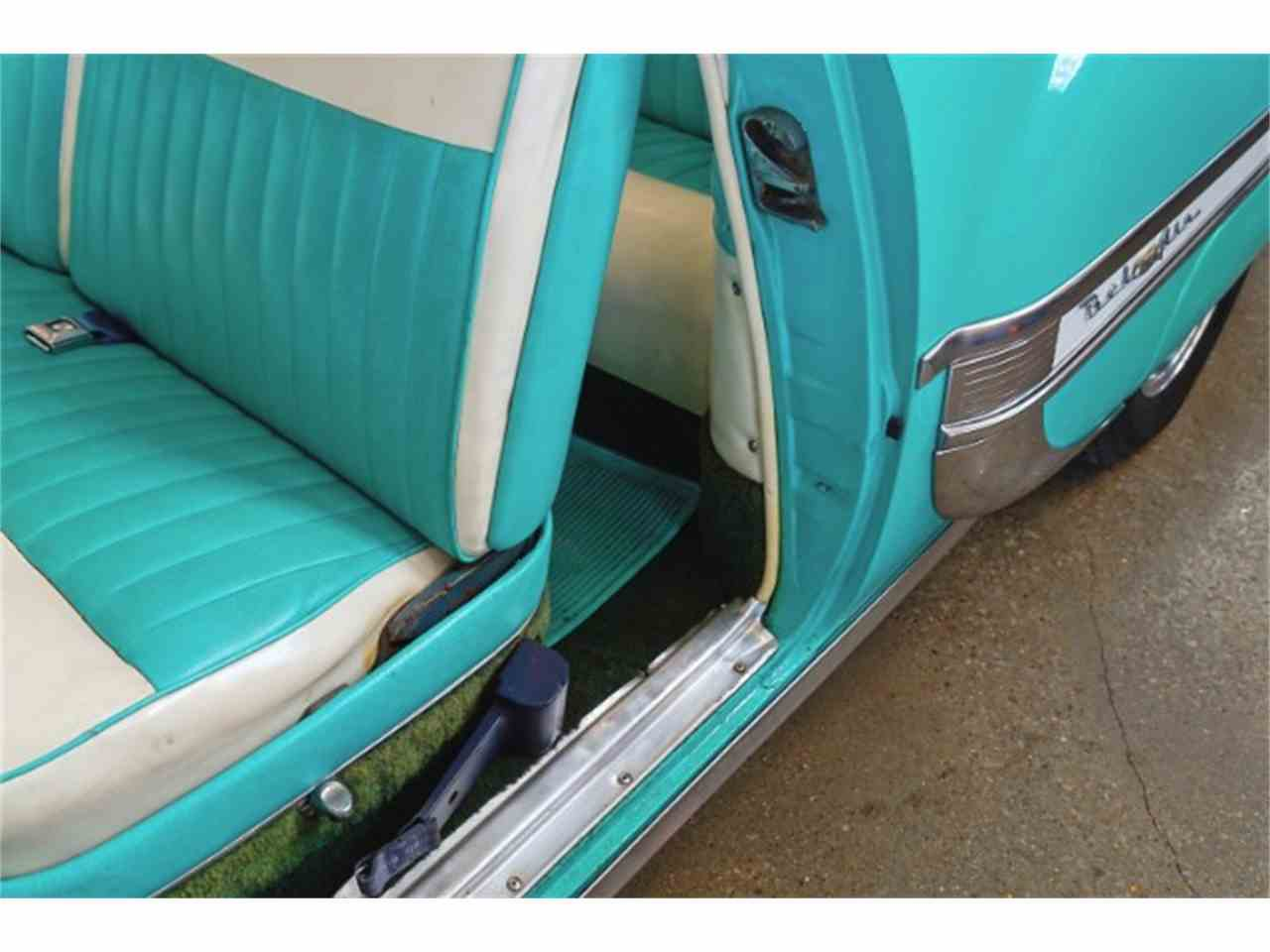 Large Picture of '53 Chevrolet Bel Air Offered by Hanksters Muscle Cars - IS2A