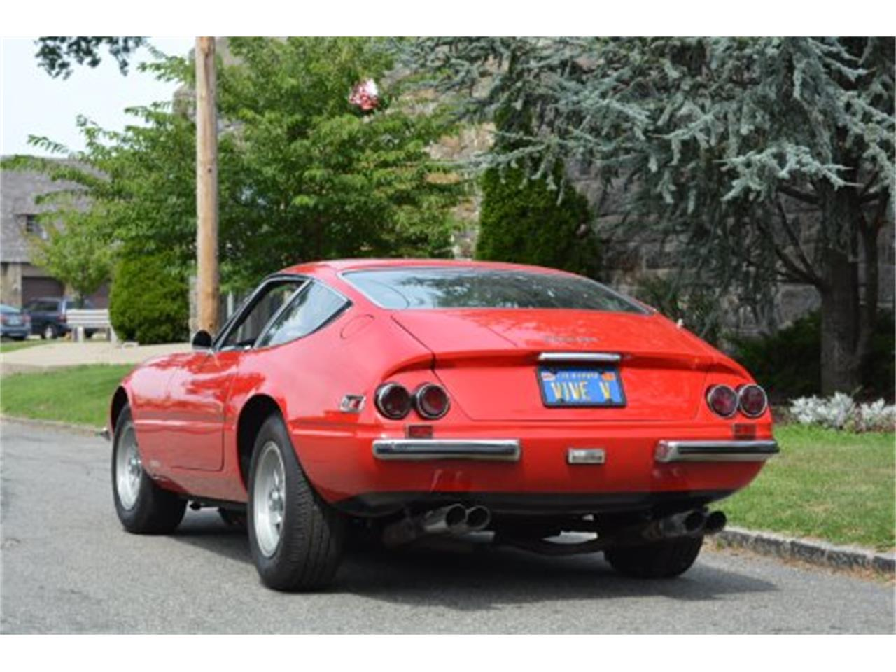 Large Picture of '71 365 GTB/4 Daytona - IS2C