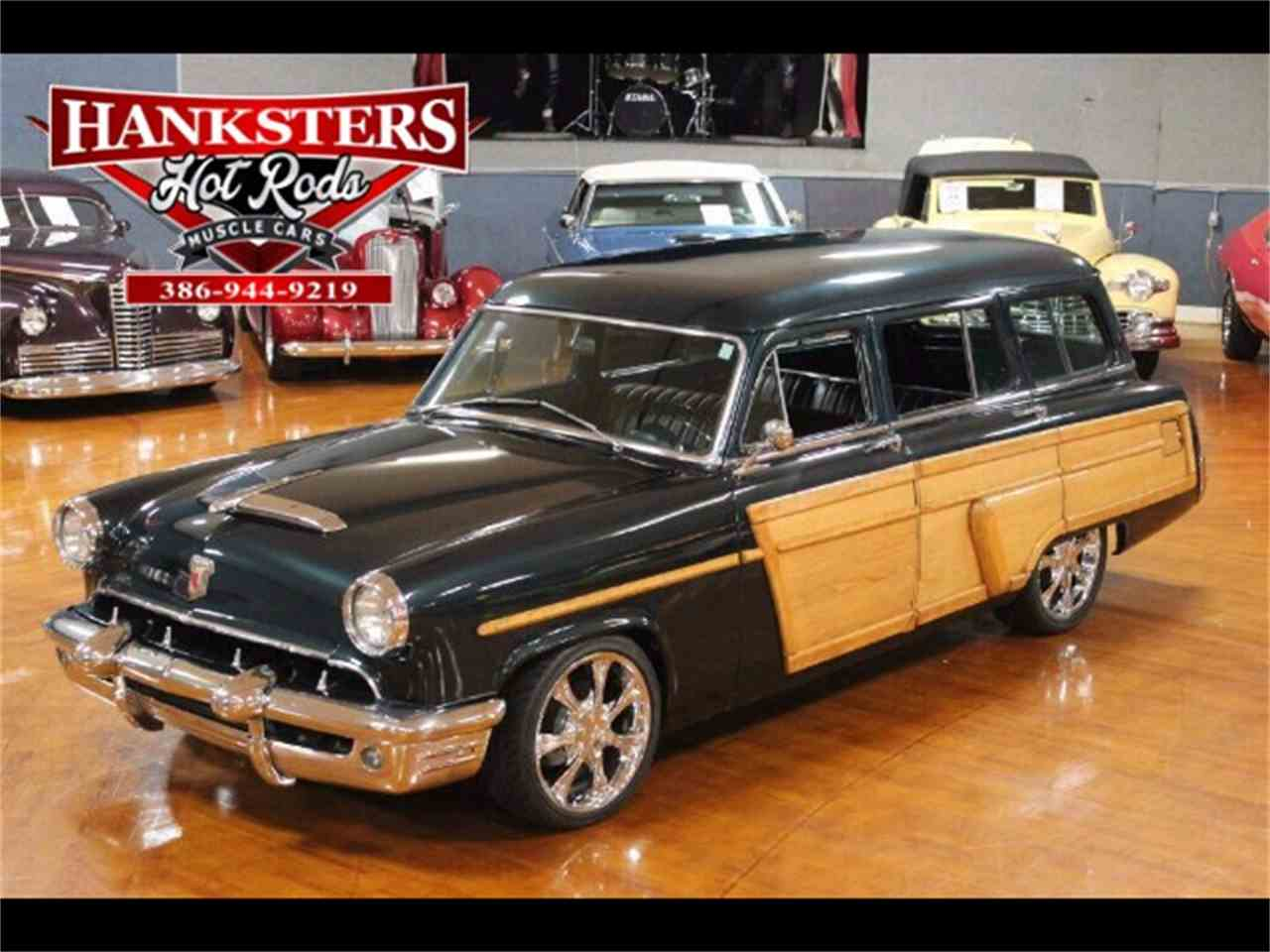 Large Picture of Classic '53 Mercury Monterey located in Indiana Pennsylvania - $24,900.00 Offered by Hanksters Muscle Cars - IS2E
