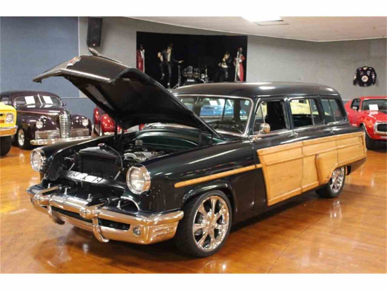 Large Picture of '53 Mercury Monterey located in Pennsylvania Offered by Hanksters Muscle Cars - IS2E