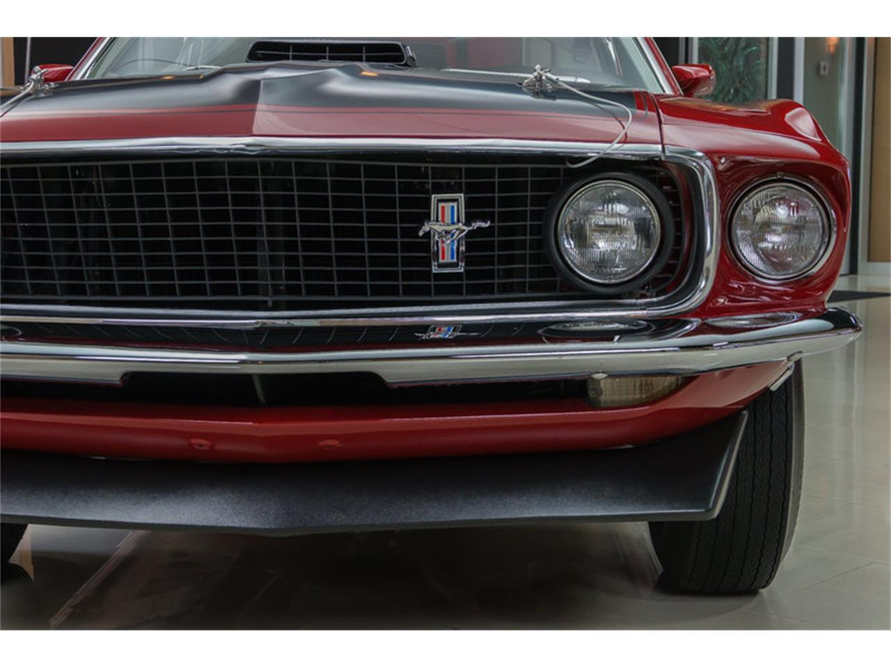 Large Picture of Classic '69 Ford Mustang Mach 1 S Code - $59,900.00 - IS3G