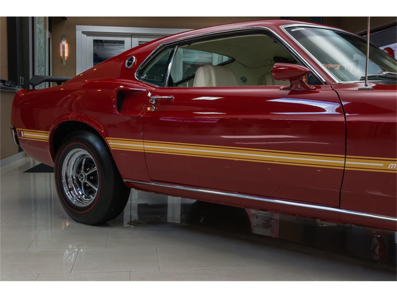 Large Picture of '69 Mustang Mach 1 S Code - $59,900.00 Offered by Vanguard Motor Sales - IS3G
