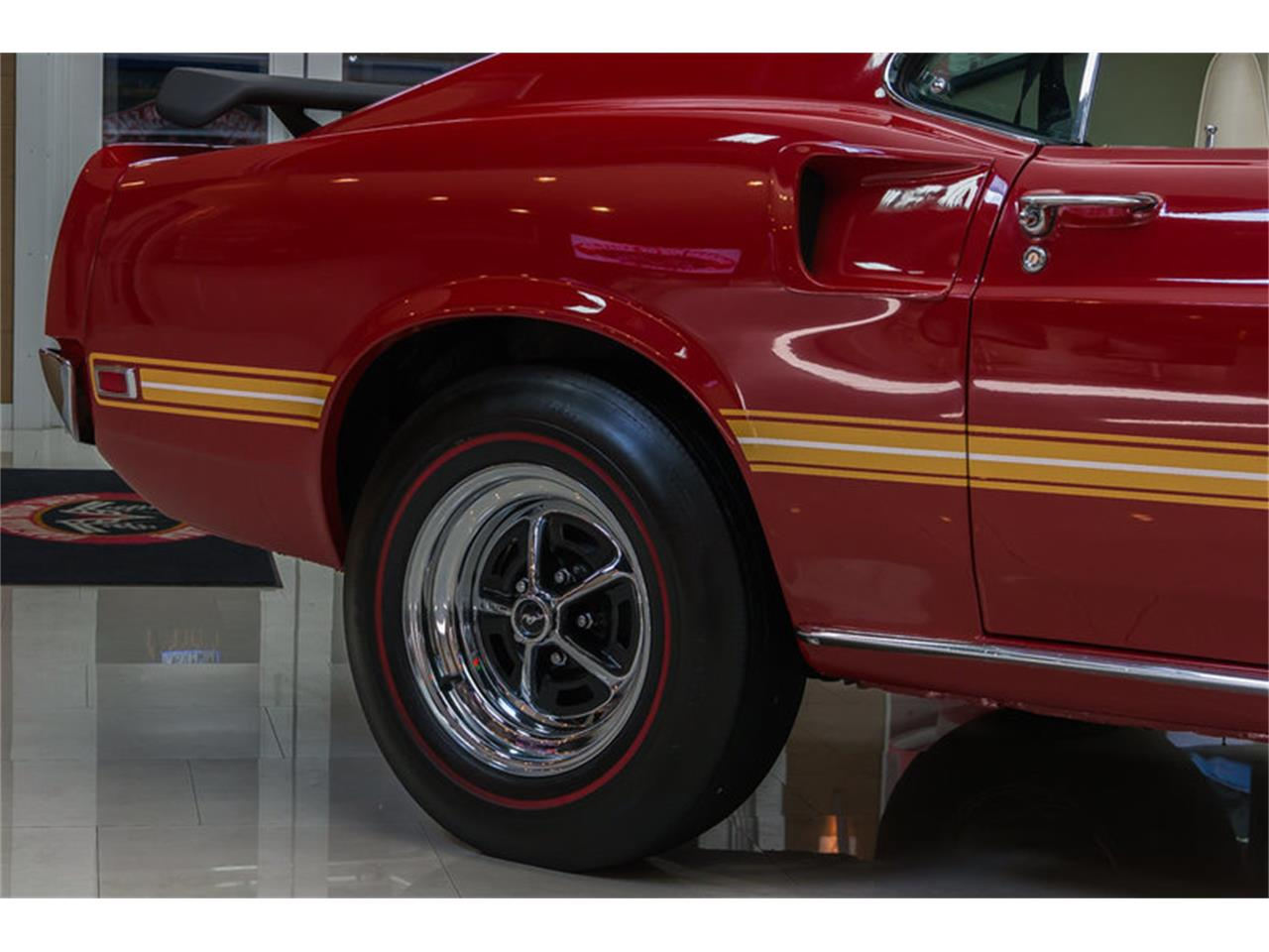 Large Picture of '69 Ford Mustang Mach 1 S Code Offered by Vanguard Motor Sales - IS3G
