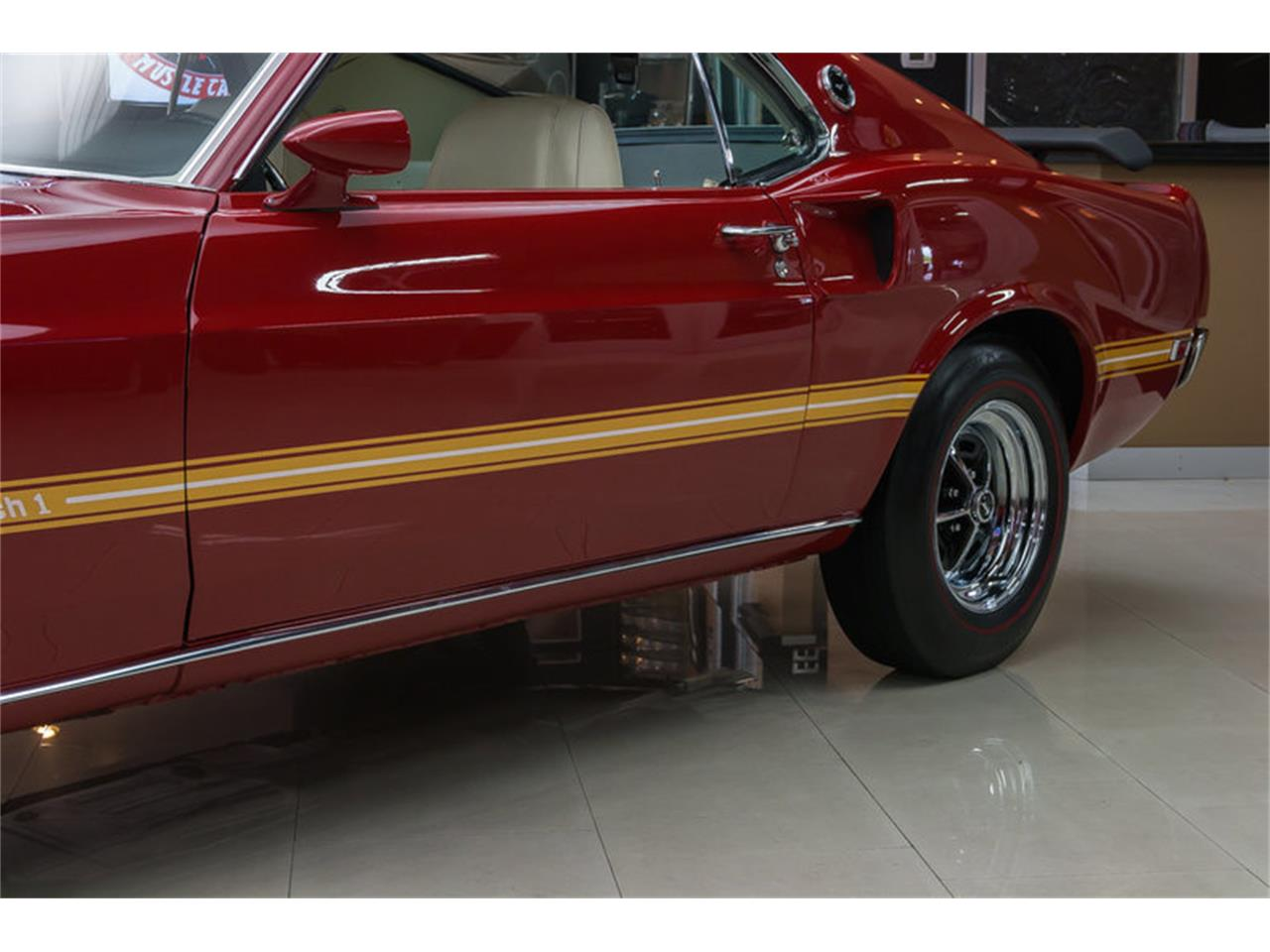 Large Picture of 1969 Mustang Mach 1 S Code located in Plymouth Michigan - $59,900.00 - IS3G