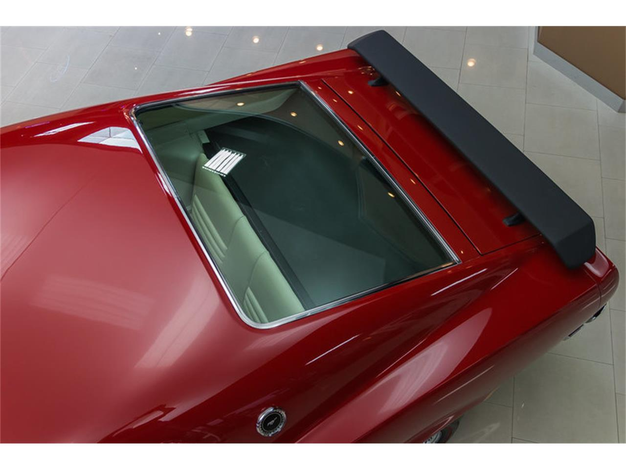 Large Picture of Classic 1969 Mustang Mach 1 S Code - IS3G