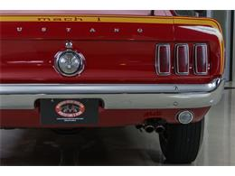 Picture of Classic 1969 Mustang Mach 1 S Code located in Plymouth Michigan - IS3G