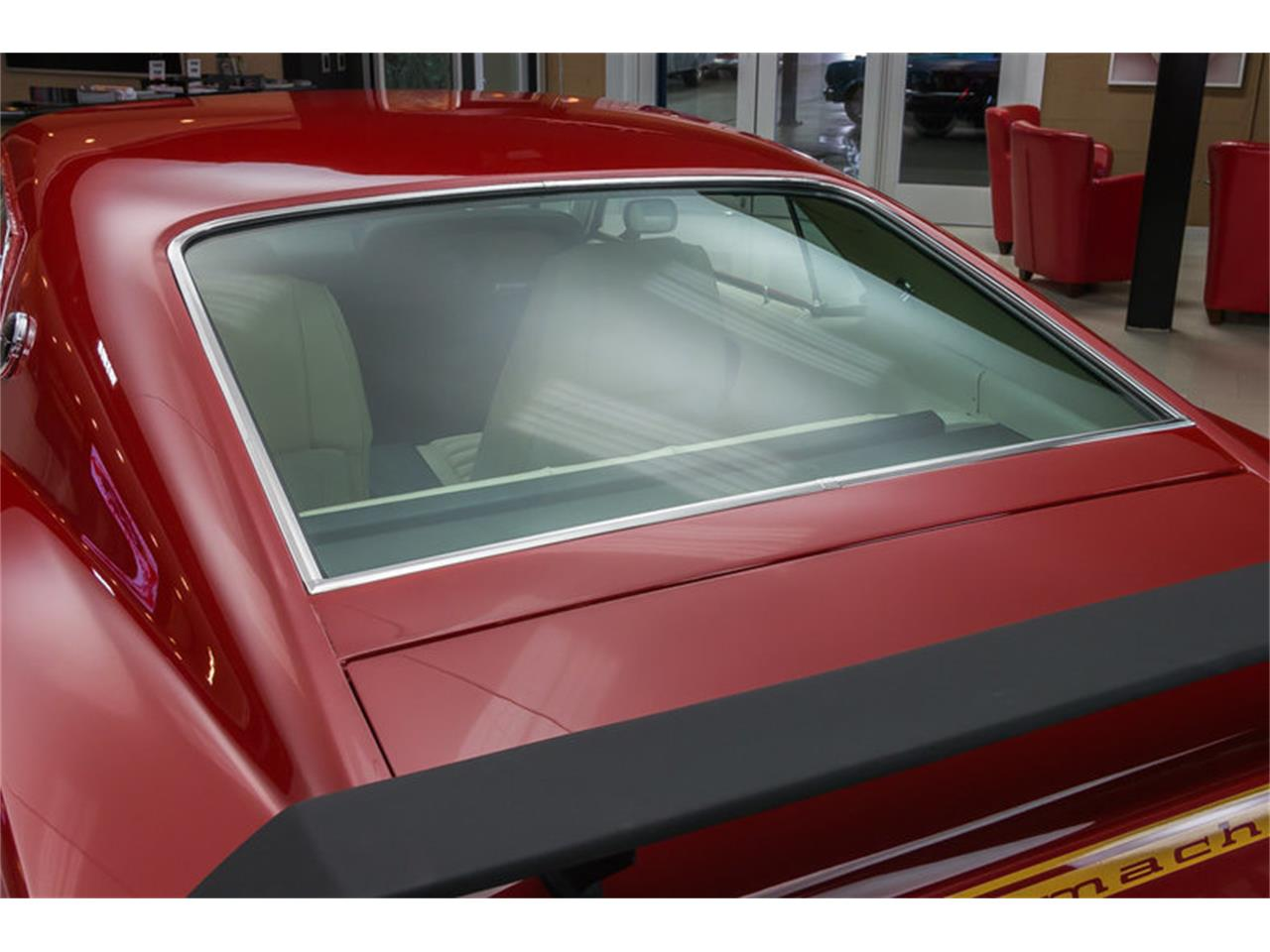 Large Picture of 1969 Ford Mustang Mach 1 S Code located in Plymouth Michigan - IS3G