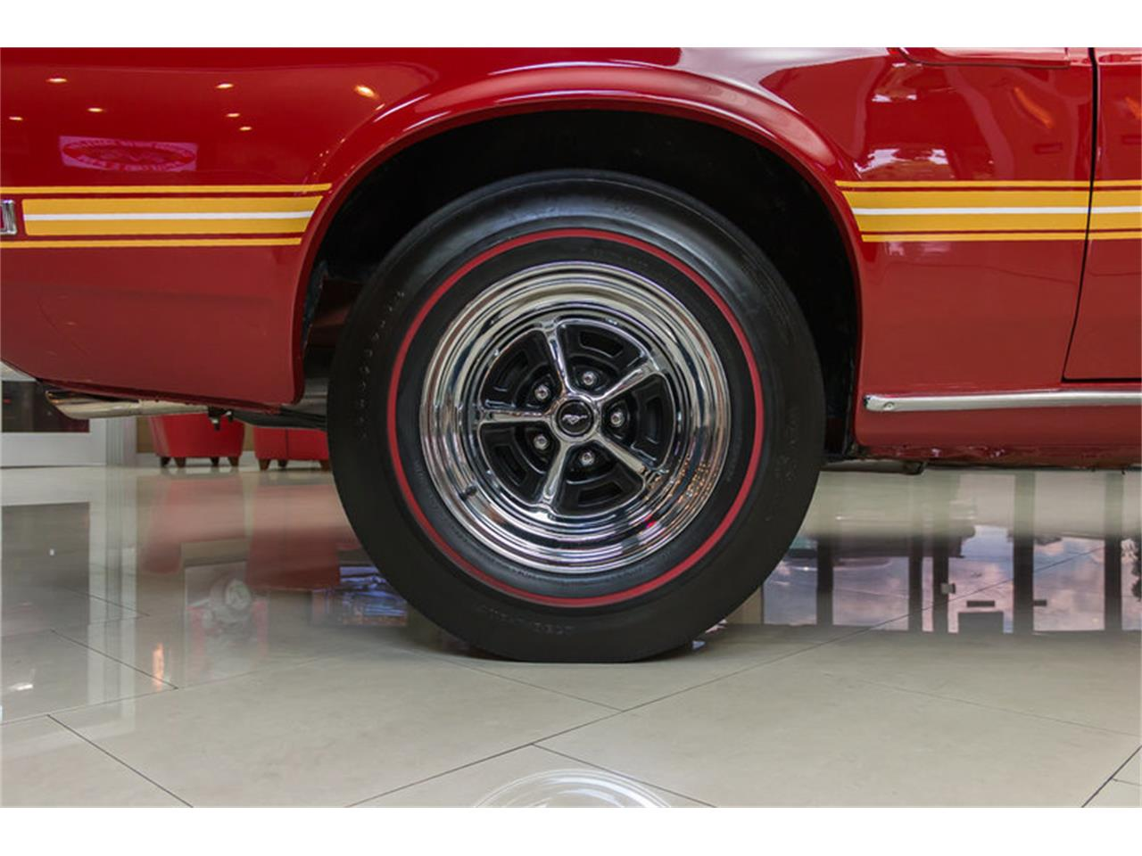 Large Picture of Classic 1969 Ford Mustang Mach 1 S Code - $59,900.00 Offered by Vanguard Motor Sales - IS3G