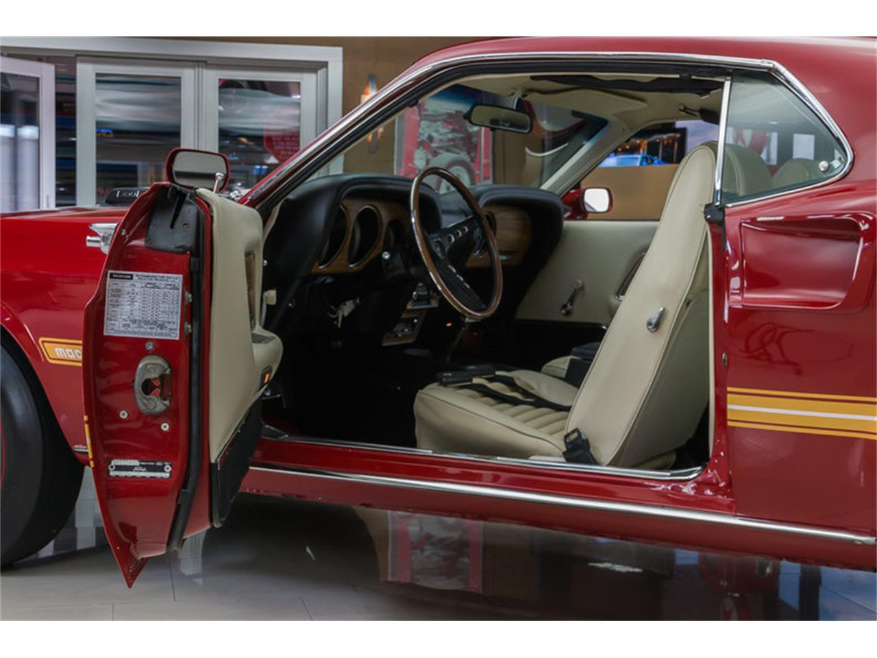 Large Picture of Classic '69 Mustang Mach 1 S Code located in Michigan - $59,900.00 - IS3G