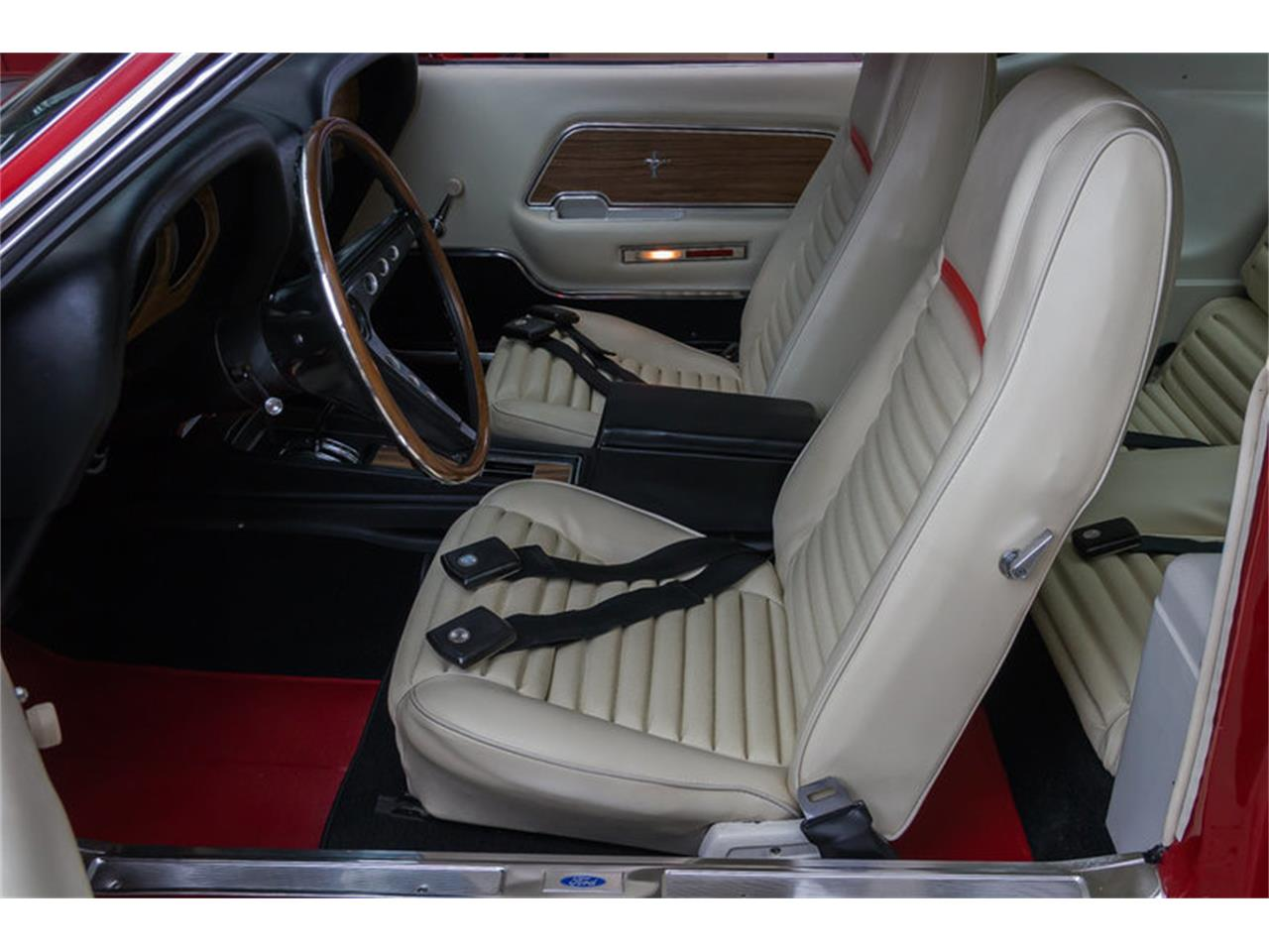 Large Picture of Classic '69 Ford Mustang Mach 1 S Code - $59,900.00 Offered by Vanguard Motor Sales - IS3G