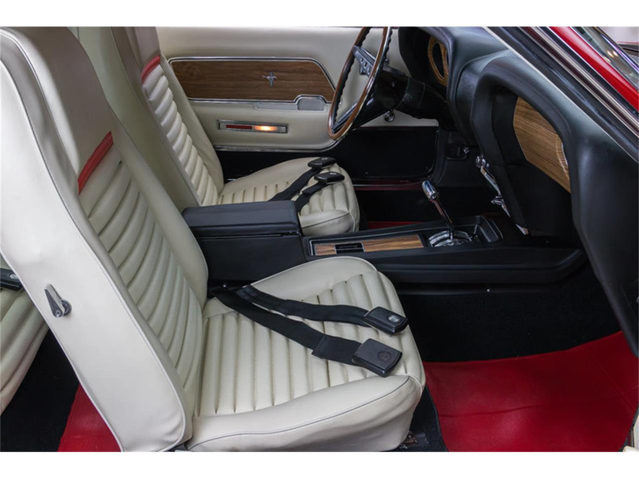 Large Picture of '69 Ford Mustang Mach 1 S Code located in Plymouth Michigan - $59,900.00 - IS3G