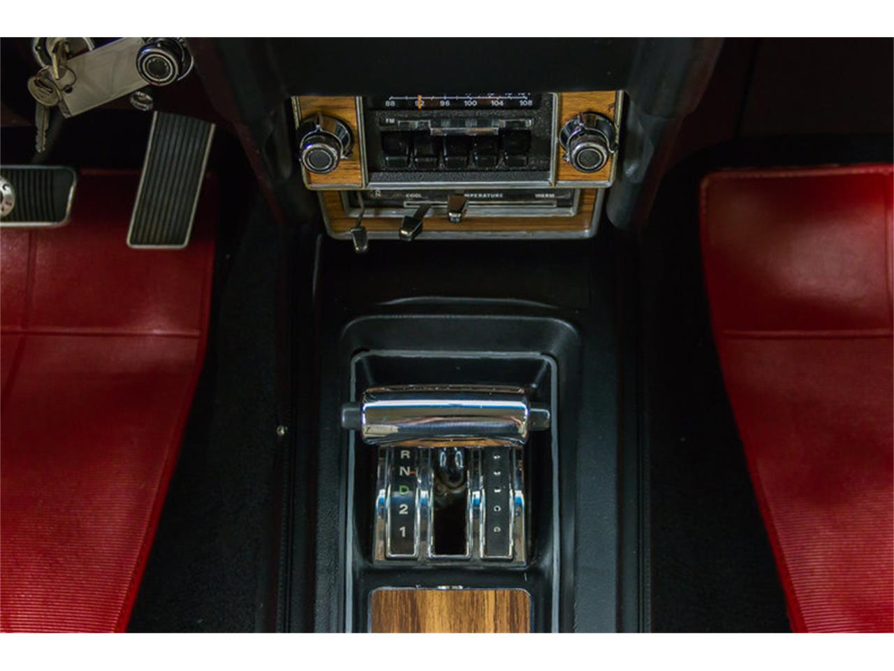 Large Picture of Classic '69 Mustang Mach 1 S Code - IS3G