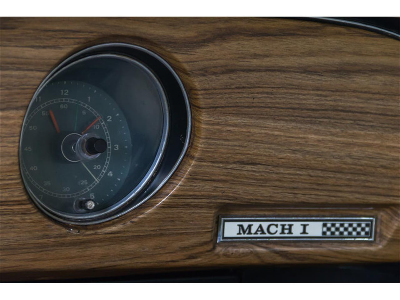 Large Picture of '69 Mustang Mach 1 S Code located in Plymouth Michigan - $59,900.00 Offered by Vanguard Motor Sales - IS3G