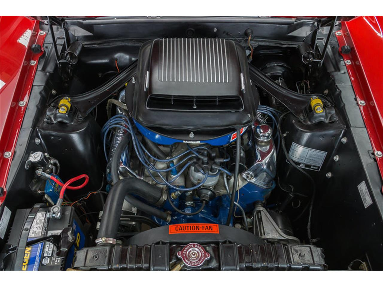 Large Picture of 1969 Mustang Mach 1 S Code Offered by Vanguard Motor Sales - IS3G