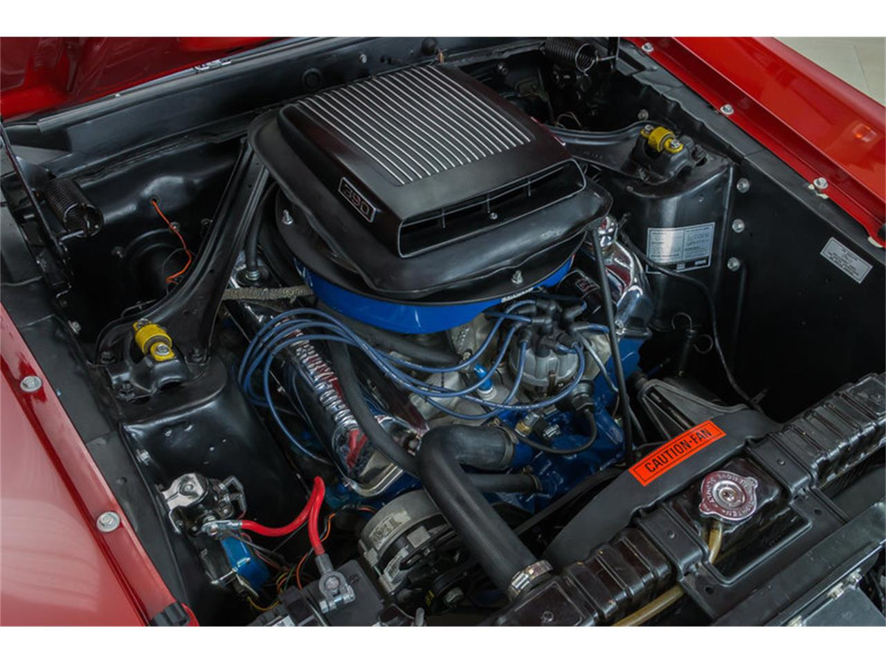 Large Picture of Classic 1969 Ford Mustang Mach 1 S Code located in Michigan - IS3G