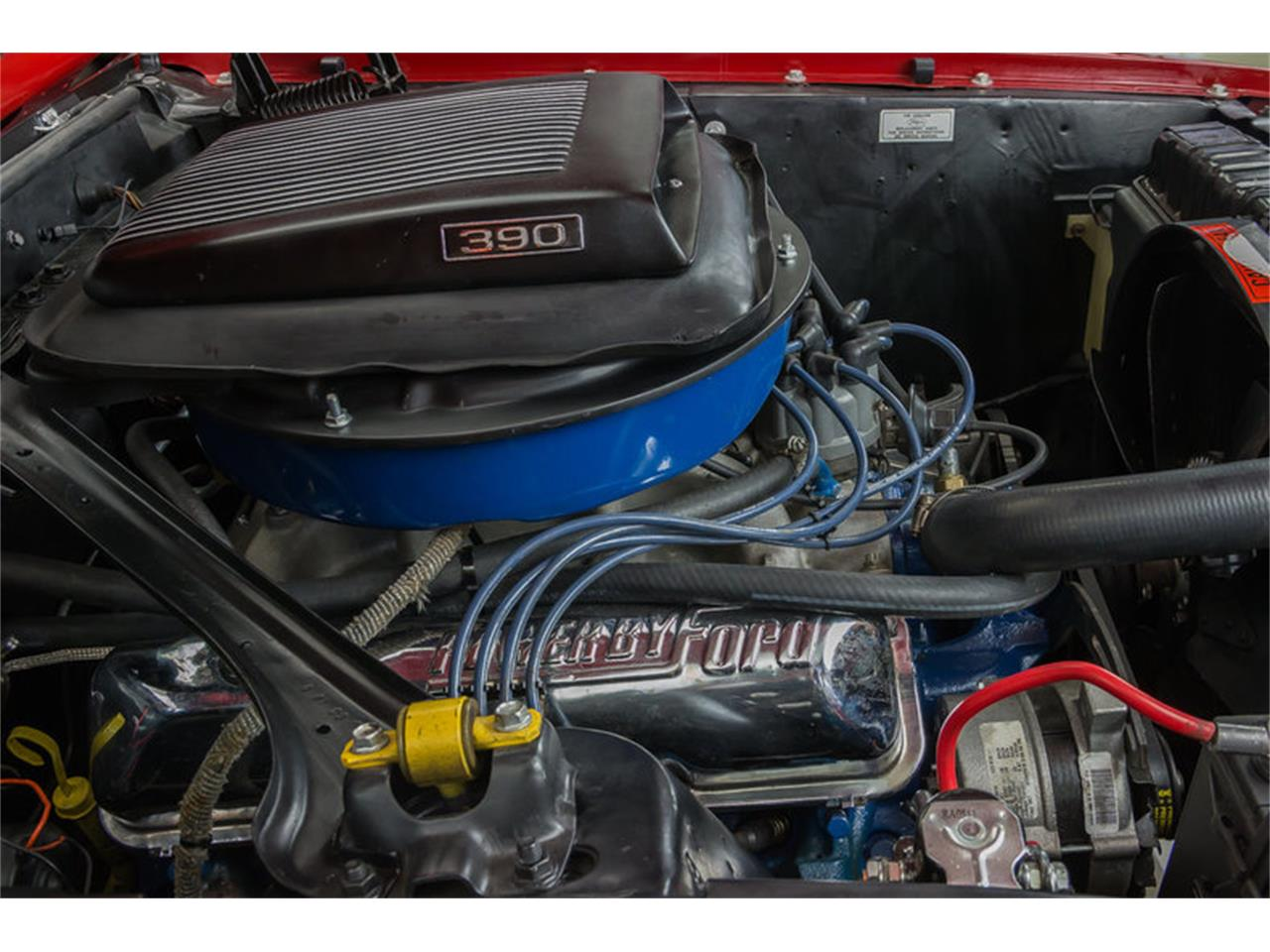 Large Picture of '69 Ford Mustang Mach 1 S Code located in Plymouth Michigan Offered by Vanguard Motor Sales - IS3G