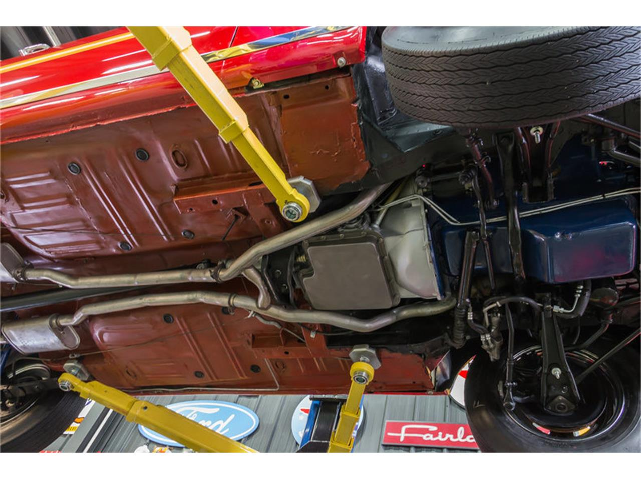 Large Picture of '69 Ford Mustang Mach 1 S Code - $59,900.00 - IS3G