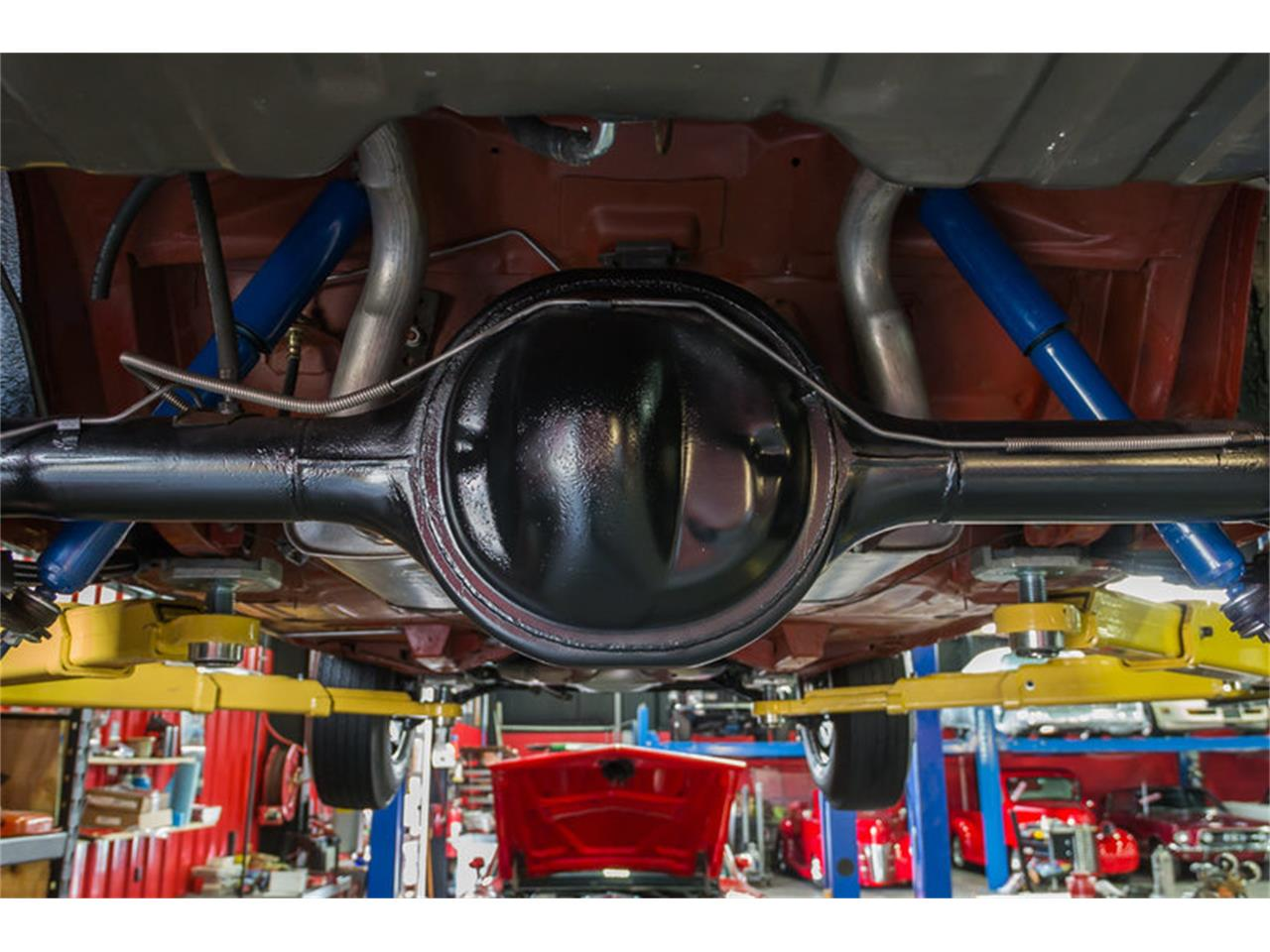 Large Picture of Classic 1969 Mustang Mach 1 S Code located in Michigan - $59,900.00 Offered by Vanguard Motor Sales - IS3G