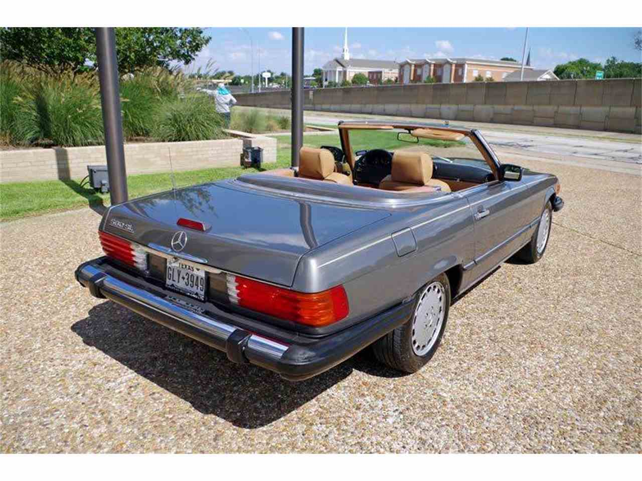 1988 mercedes benz 560 for sale cc 876266 for European motors fort worth