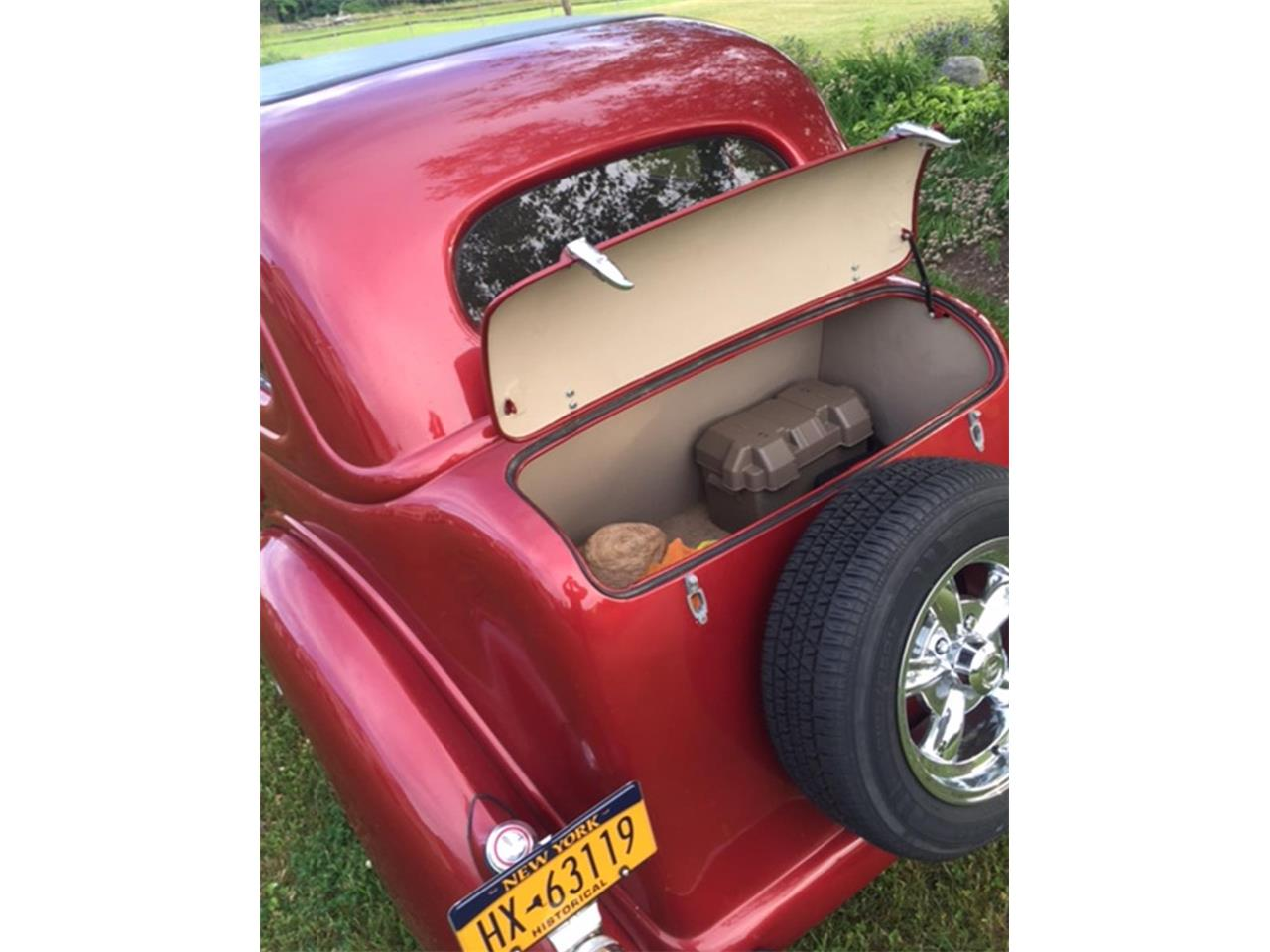 Large Picture of '36 Coupe - IS61