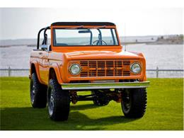 Picture of 1972 Ford Bronco - $159,000.00 Offered by Velocity Restorations - IS6K