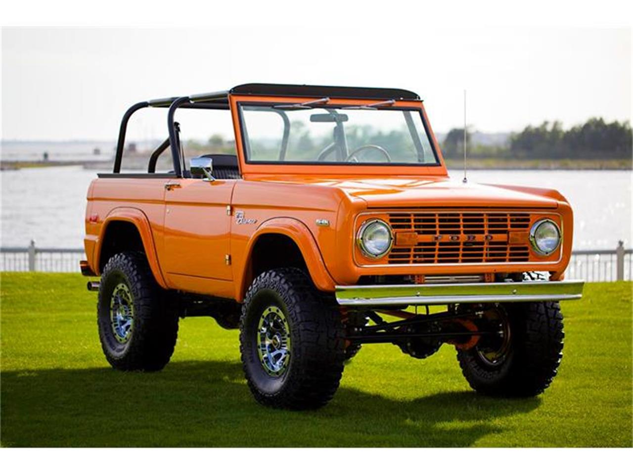 Large Picture of 1972 Ford Bronco - $159,000.00 Offered by Velocity Restorations - IS6K