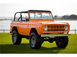 Picture of '72 Ford Bronco - $159,000.00 - IS6K