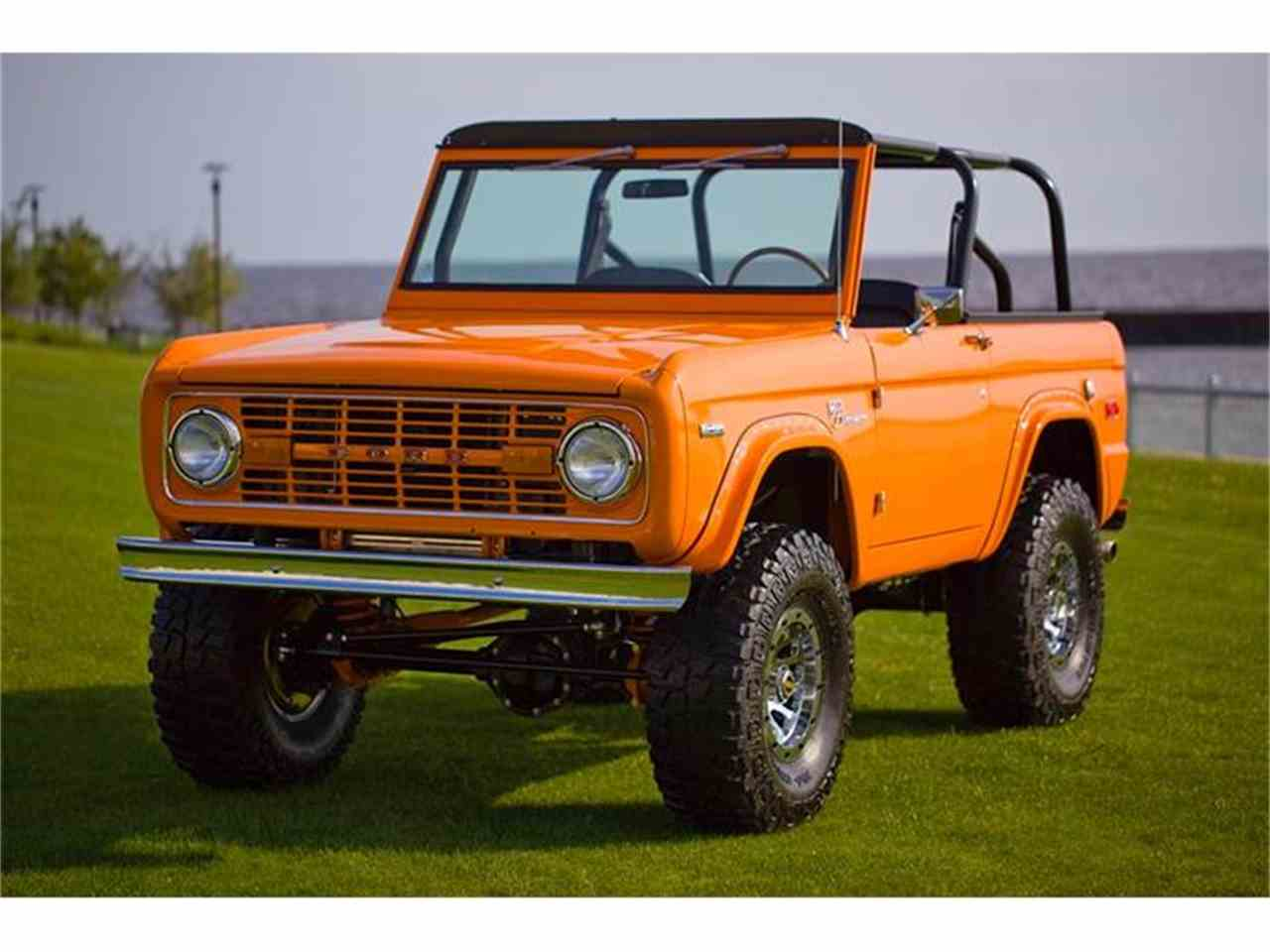 Large Picture of '72 Bronco - IS6K