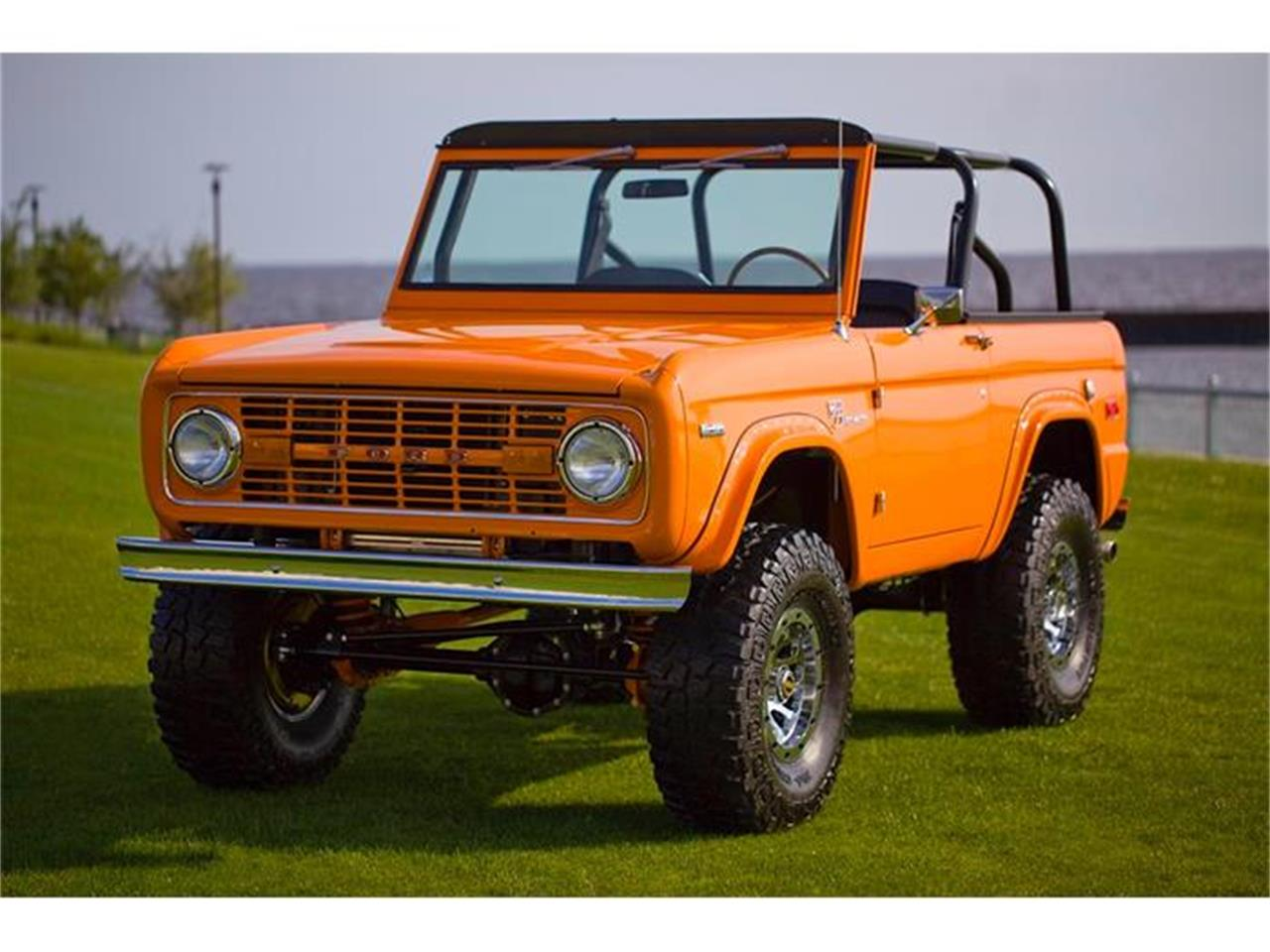 Large Picture of 1972 Bronco located in Florida - $159,000.00 Offered by Velocity Restorations - IS6K