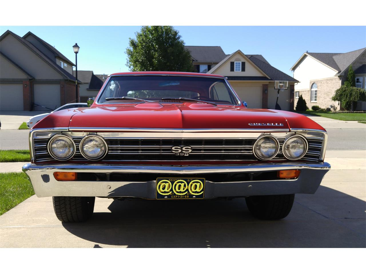 Large Picture of '67 Chevelle - IS7J