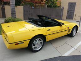Picture of '86 Chevrolet Corvette located in California - IS7K
